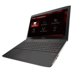 "Ноутбук ASUS ROG GL752VW (Intel Core i5 6300HQ 2300 MHz / 17.3"" / 1920x1080 / 8.0Gb / 2128Gb HDD+SSD / DVD-RW / NVIDIA GeForce GTX 960M / Wi-Fi / Bluetooth / Win 10 Home)"