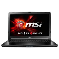 "Ноутбук MSI GL72 6QD (Intel Core i5 6300HQ 2300 MHz / 17.3"" / 1920x1080 / 8Gb / 1000Gb / DVD-RW / NVIDIA GeForce GTX 950M / Wi-Fi / Bluetooth / DOS)"