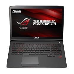 "Ноутбук ASUS ROG G751JL (Core i7 4750HQ 2000 MHz / 17.3"" / 1920x1080 / 16.0Gb / 2128Gb HDD+SSD / DVD-RW / NVIDIA GeForce GTX 965M / Wi-Fi / Bluetooth / Win 10 Home)"
