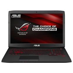 "Ноутбук ASUS ROG G751JL (Core i7 4750HQ 2000 MHz/17.3""/1920x1080/8.0Gb/1000Gb/DVD-RW/NVIDIA GeForce GTX 965M/Wi-Fi/Bluetooth/Win 10 Home)"
