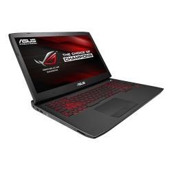"Ноутбук ASUS ROG G751JL (Core i7 4750HQ 2000 MHz / 17.3"" / 1920x1080 / 8.0Gb / 1128Gb HDD+SSD / DVD-RW / NVIDIA GeForce GTX 965M / Wi-Fi / Bluetooth / Win 10 Home)"