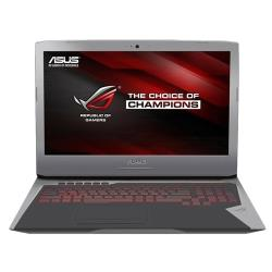 "Ноутбук ASUS ROG G752VT (Intel Core i7 6700HQ 2600 MHz/17.3""/1920x1080/8.0Gb/1128Gb HDD+SSD/DVD-RW/NVIDIA GeForce GTX 970M/Wi-Fi/Bluetooth/DOS)"