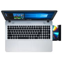 "Ноутбук ASUS X541UV (Intel Core i3 6006U 2000MHz / 15.6"" / 1920x1080 / 8GB / 1000GB HDD / DVD-RW / NVIDIA GeForce 920MX 2GB / Wi-Fi / Bluetooth / DOS)"