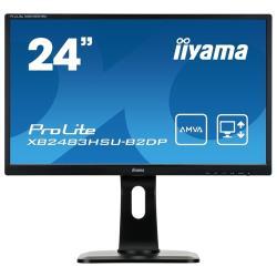 """Монитор Iiyama ProLite XB2483HSU-B2DP 23.8"""""""