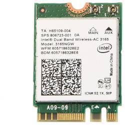 Bluetooth+Wi-Fi адаптер Intel 3165NGW