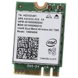 Bluetooth+Wi-Fi адаптер Intel 7265NGW.AC