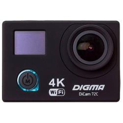 Экшн-камера DIGMA DiCam 72C