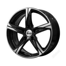 Колесный диск iFree Кальвадос 7x16 / 5x115 D70.1 ET45 Блэк Джек