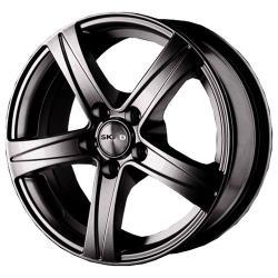 Колесный диск SKAD Sakura 6.5x15 / 5x100 D63.35 ET43 Черный матовый