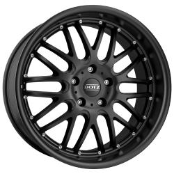 Колесный диск Dotz Mugello 7x16/5x112 D70.1 ET35 Dark Black Power