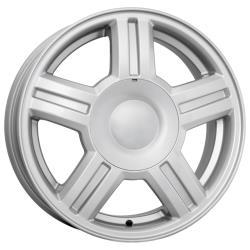Колесный диск K&K Торус 5.5x14 / 4x98 D58.5 ET35 Сильвер F