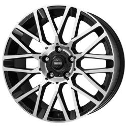 Колесный диск Momo Revenge 7x16 / 4x100 D67.1 ET40 Matt Black Polished