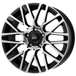 Колесный диск Momo Revenge 7x16/5x108 D67.1 ET40 Matt Black Polished