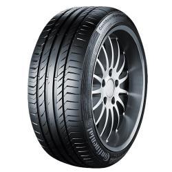 Автомобильная шина Continental ContiSportContact 5 225 / 45 R17 91W летняя