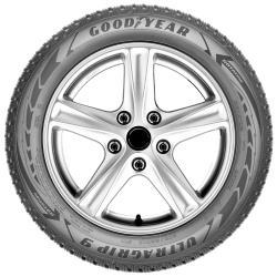 Автомобильная шина GOODYEAR Ultra Grip 9 зимняя
