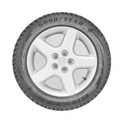 Автомобильная шина GOODYEAR Ultra Grip Ice Arctic 195 / 55 R16 87T зимняя шипованная