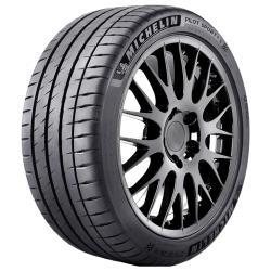 Автомобильная шина MICHELIN Pilot Sport 4 S 255 / 35 R21 98Y летняя