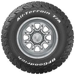 Автомобильная шина BFGoodrich All-Terrain T / A KO2 255 / 65 R17 114 / 110S летняя