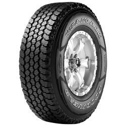 Автомобильная шина GOODYEAR Wrangler All-Terrain Adventure With Kevlar 265 / 75 R16 112Q летняя