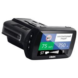 Видеорегистратор с радар-детектором iBOX Combo F5+ (PLUS) A12, GPS, ГЛОНАСС