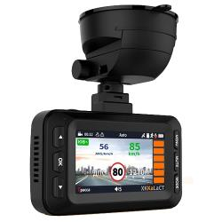 Видеорегистратор с радар-детектором Roadgid X7 Gibrid, GPS, ГЛОНАСС