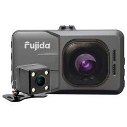 Видеорегистратор Fujida Zoom Duos, 2 камеры