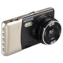 Видеорегистратор Intego VX-395DUAL, 2 камеры