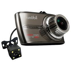 Видеорегистратор Dunobil Space Touch duo, 2 камеры