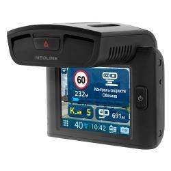 Видеорегистратор с радар-детектором Neoline X-COP 9700S, GPS, ГЛОНАСС