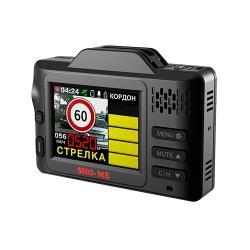 Видеорегистратор с радар-детектором SHO-ME COMBO SMART SIGNATURE, GPS, ГЛОНАСС