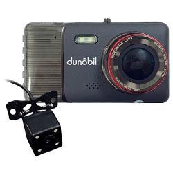 Видеорегистратор Dunobil Zoom Duo, 2 камеры