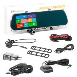 Видеорегистратор Blackview MD X2 ANDROID, GPS