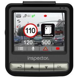 Видеорегистратор Inspector Tornado, GPS