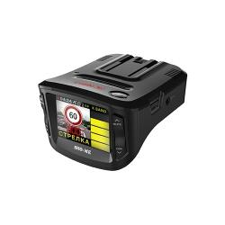 Видеорегистратор с радар-детектором SHO-ME Combo №1, GPS