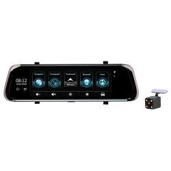 Видеорегистратор RECXON Panorama V2, 2 камеры, GPS