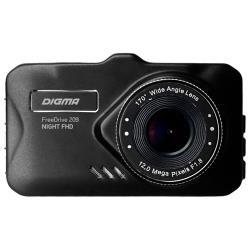 Видеорегистратор DIGMA FreeDrive 209 NIGHT FHD, ГЛОНАСС
