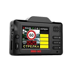 Видеорегистратор с радар-детектором SHO-ME Combo Drive Signature GPS / GLONASS, GPS, ГЛОНАСС