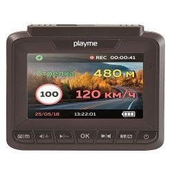 Видеорегистратор Playme ARTON, GPS