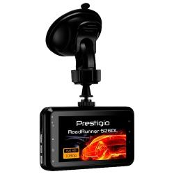 Видеорегистратор Prestigio RoadRunner 526DL, 2 камеры