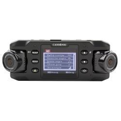 Видеорегистратор CANSONIC Z1 DUAL, 2 камеры