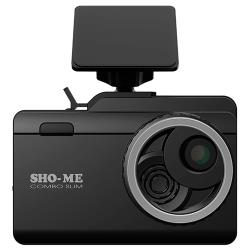 Видеорегистратор SHO-ME Combo Slim, GPS