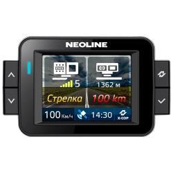 Видеорегистратор с радар-детектором Neoline X-COP 9000, GPS