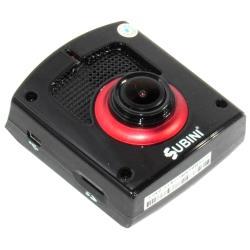 Видеорегистратор с радар-детектором Subini STR-825RU, GPS, ГЛОНАСС