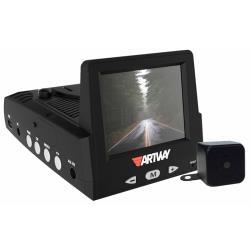 Видеорегистратор с радар-детектором Artway MD-103 Combo 5 в 1, 2 камеры, GPS