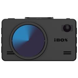 Видеорегистратор с радар-детектором iBOX iCON LaserVision WiFi Signature S, GPS, ГЛОНАСС