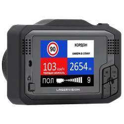 Видеорегистратор с радар-детектором iBOX F5 Laservision Signature, GPS, ГЛОНАСС