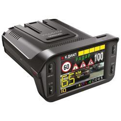 Видеорегистратор с радар-детектором Inspector Barracuda, GPS, ГЛОНАСС
