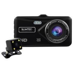 Видеорегистратор Slimtec Dual X5, 2 камеры