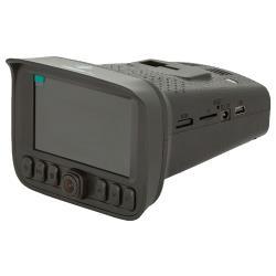 Видеорегистратор с радар-детектором Stonelock Etna, 2 камеры, GPS