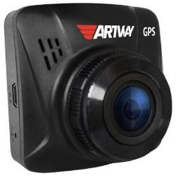 Видеорегистратор Artway AV-397 GPS Compact, GPS, черный